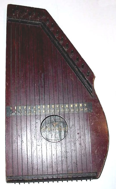 Zithers Without Chords